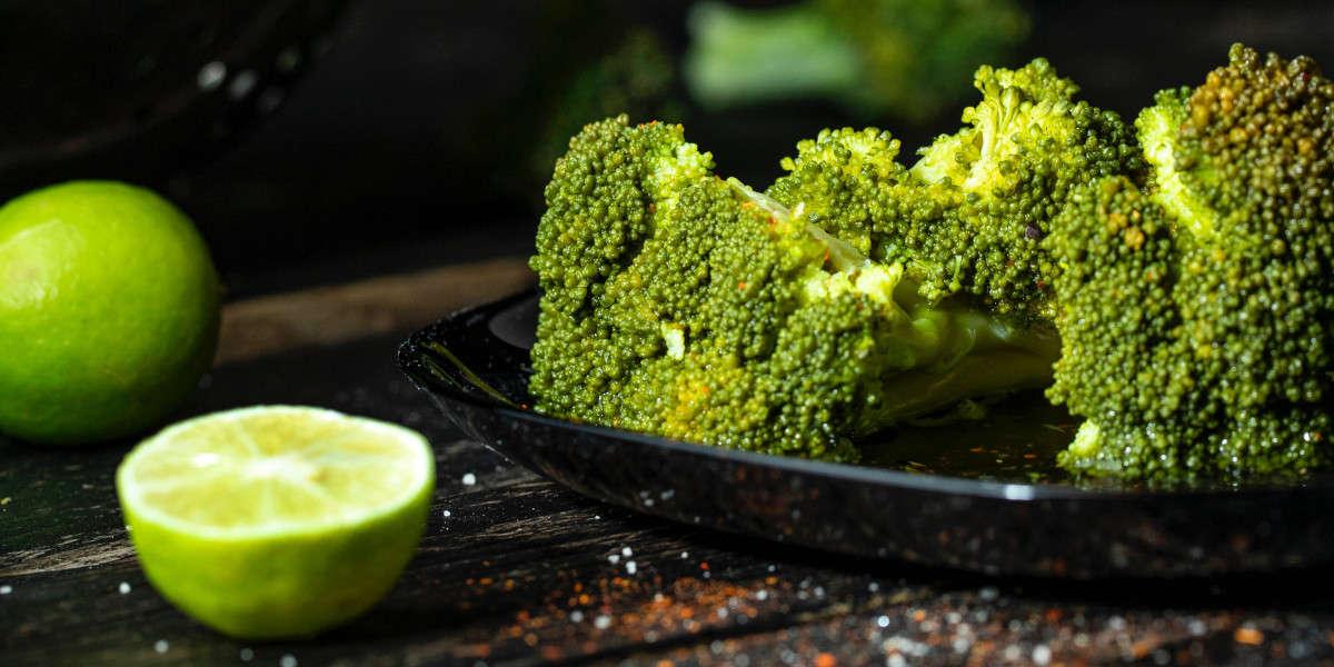 Broccoli er en god kilde til C Vitamin og er kendt for, at booste dit immunforsvar.